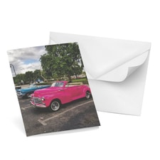 Cars Note Card Set