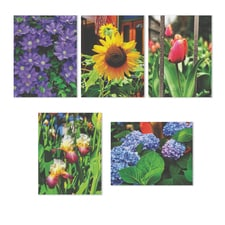 Flowers Note Card Set