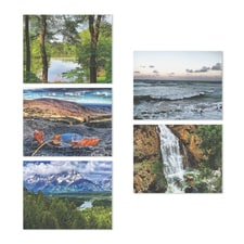 Scenic Landscapes Note Card Set