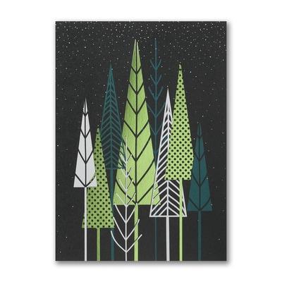 Festive Treeline