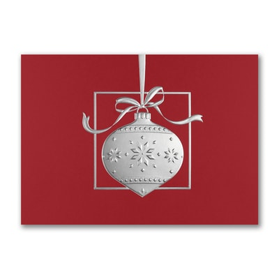 Sterling Bauble