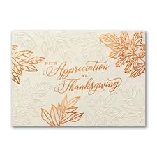 Appreciation Leaves