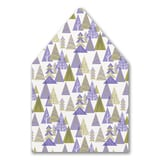 Woodland Treasure Envelope Liner