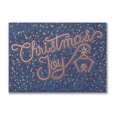Mosaic Joy Card