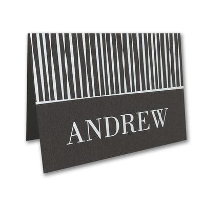 Stately Shield Note Folder and Envelope