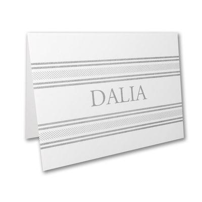 Side Patterned Note Folder and Envelope
