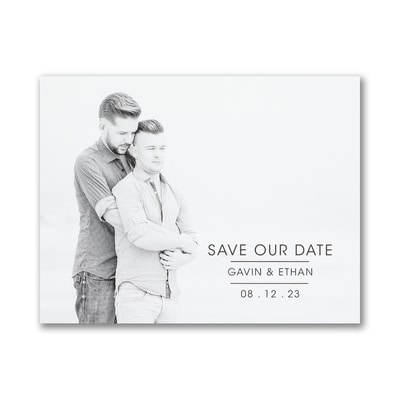 Celebrate Date - Save the Date Postcard