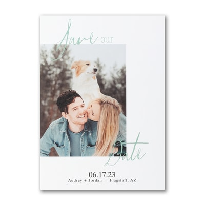 Endearing Date - Save the Date