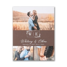 Tender Moments - Save the Date Postcard