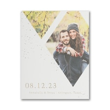 Forever Diamonds - Save the Date - Small
