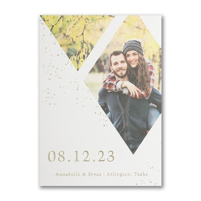 Forever Diamonds - Save the Date