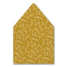 Greenery Envelope Liner