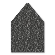 Swirls Envelope Liner