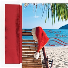 Warm Wishes Warmest Wishes Boxed Holiday Card