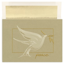 Dove of Peace Holiday Collection Boxed Holiday Card