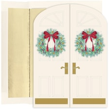 Holiday Doorway Holiday Collection Boxed Holiday Card