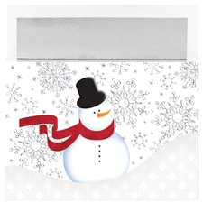 Snappy Snowman Holiday Collection Boxed Holiday Card