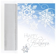 Holiday Snowflakes Holiday Collection Boxed Holiday Cards