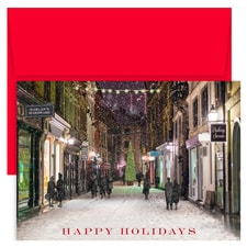 Christmas Shopping Holiday Collection Boxed Holiday Cards
