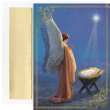 Angel Blessings Holiday Collection Boxed Holiday Cards