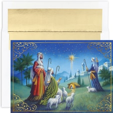 Shepherds Watch Holiday Collection Boxed Holiday Cards