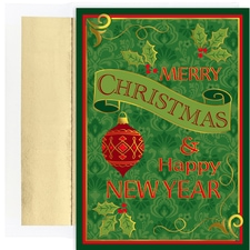 Christmas Wishes Holiday Collection Boxed Holiday Cards