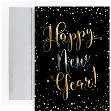 Happy New Year Holiday Collection Boxed Holiday Cards