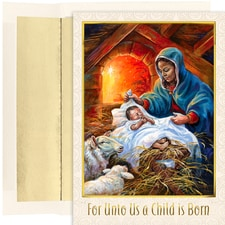 Mary & Jesus Holiday Collection Boxed Holiday Cards