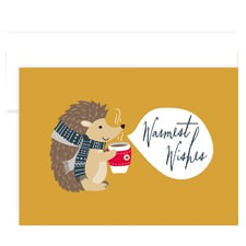 Happy Hedgehog Holiday Collection Boxed Holiday Cards