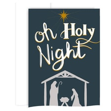 Oh Holy Night Holiday Collection Boxed Holiday Cards