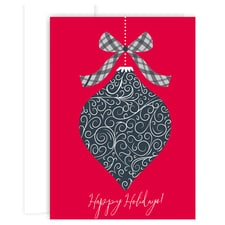 Hanging Ornament Holiday Collection Boxed Holiday Cards