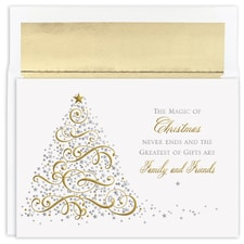 Magic of Christmas Holiday Collection Boxed Holiday Card