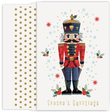 The Nutcracker Holiday Collection Petites Boxed Holiday Card