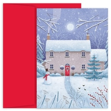 Home for the Holidays Holiday Collection Boxed Holiday Card