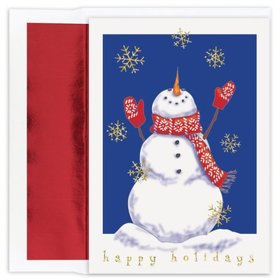 Bring on the Snow Holiday Collection Boxed Holiday Card