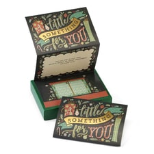 Something For You Gift Greetings - Gift Card Holder