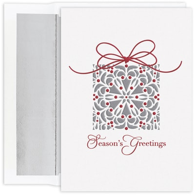 Gifts of the Season Holiday Collection Boxed Holiday Card