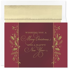Christmas Tradition Holiday Collection Boxed Holiday Card