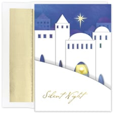 Bethlehem Star Holiday Collection Boxed Holiday Card