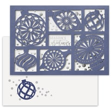 Ornaments Sparkle Laser Cut Holiday Collection Laser Cut Boxed Holiday