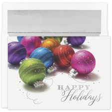 Holiday Brights Holiday Collection Boxed Holiday Card