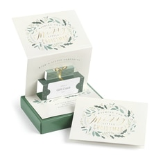 Merry Gift Greetings Holiday Collection Gift Greetings Boxed Card