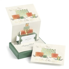 Gifts of the Season Gift Greetings Holiday Collection Boxed Card