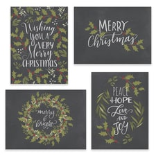 Holly Days Holiday Assortment Boxed Holiday Card