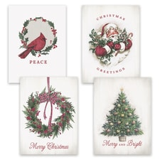 Christmas Past Holiday Assortment Boxed Holiday Card