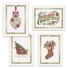 Traditions Holiday Assortment Boxed Holiday Card