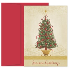 Christmas Magic Holiday Collection Boxed Holiday Card