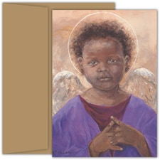 Spirit of Christmas Violet Hewitt Chandler Boxed Holiday Card