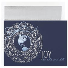 Joy To The World Century Boxed Holiday Card