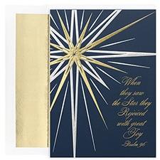 Bright Star Century Boxed Holiday Card